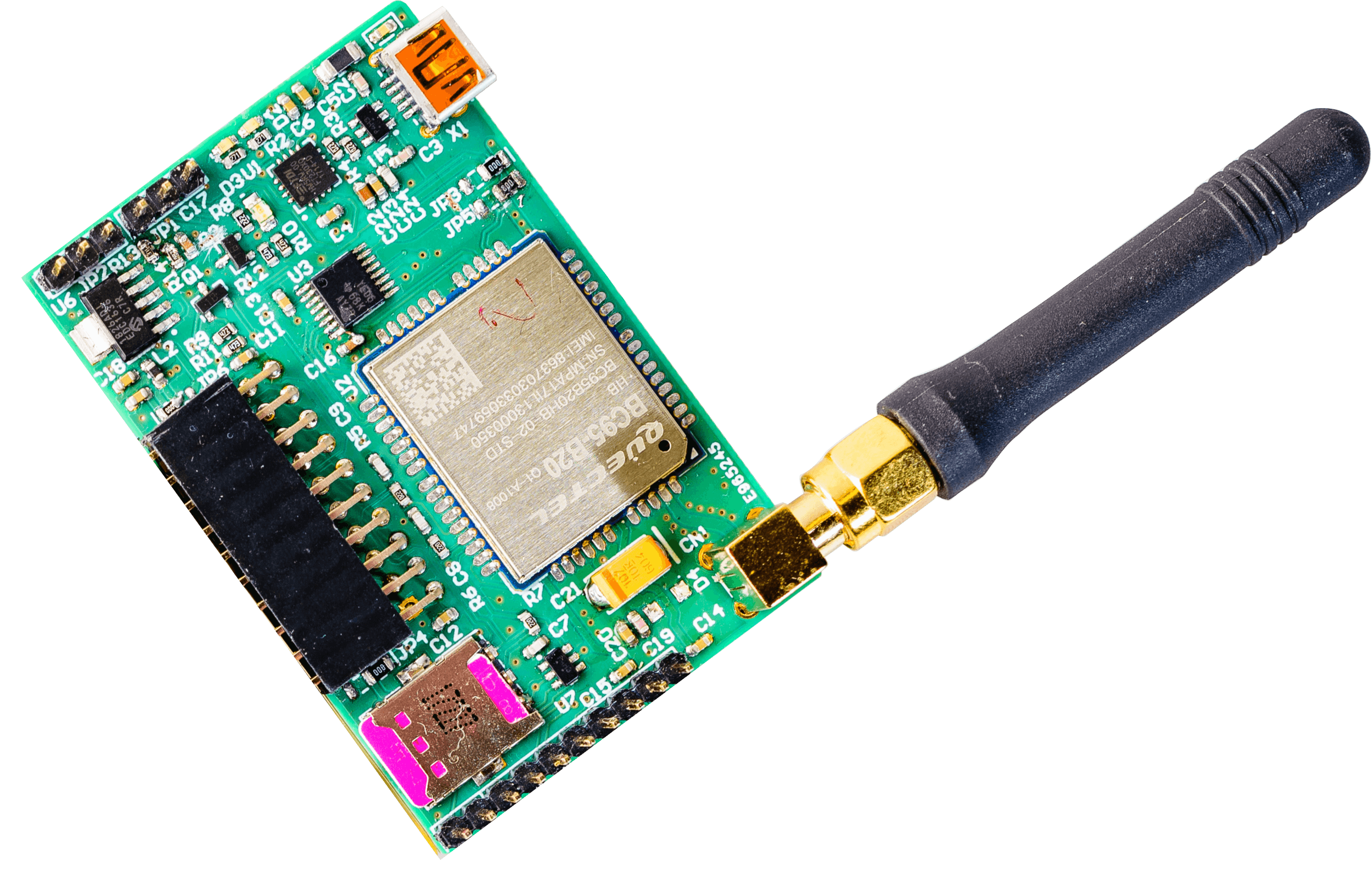 NB-IoT board